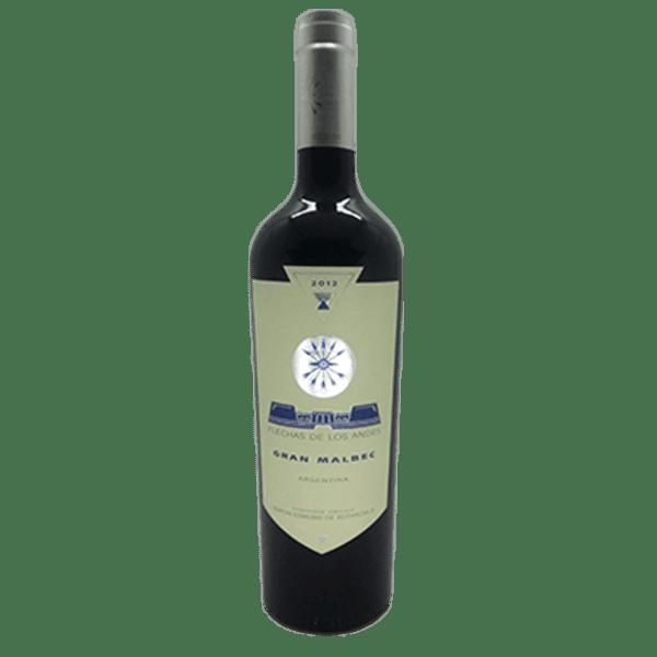 Vinho Gran Malbec – Flechas De Los Andes
