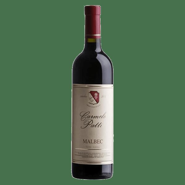 Vinho Argentino Carmelo Patti Malbec 2014 750ml