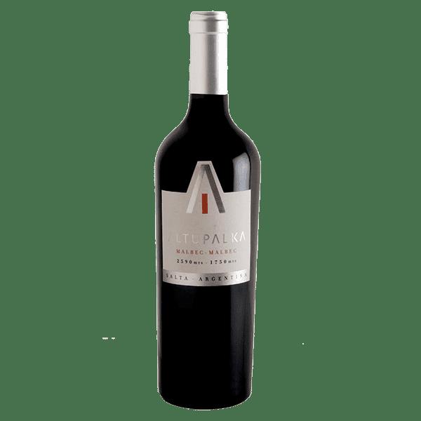 Vinho Argentino Altupalka Malbec-Malbec 750ml