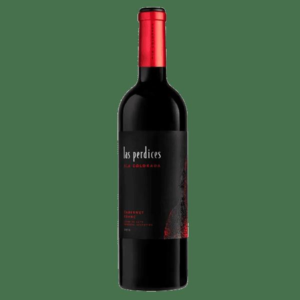Vinho Argentino Las Perdices ala Colorada Cabernet Franc