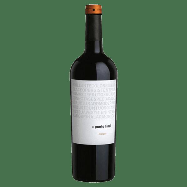 Vinho Argentino Punto Final Reserva Malbec 750ml
