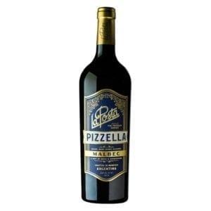 Vinho La Posta Pizzella Malbec