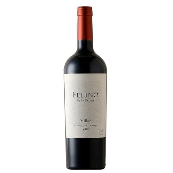 Vinho Argentino Felino Vinã Cobos