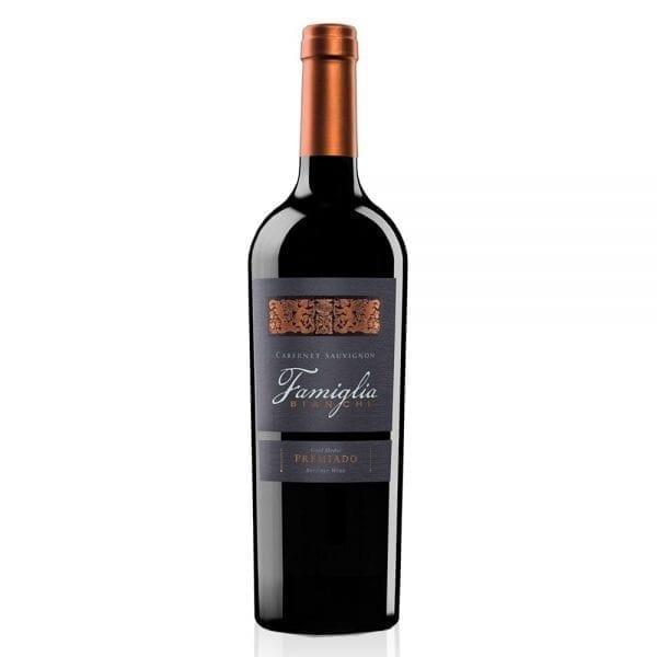 Vinho Famiglia Bianchi cabernet sauvignon
