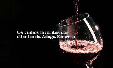 vinhos favoritos